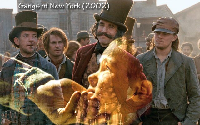 Gangs of New York 2002 desktop wallpaper 640x400