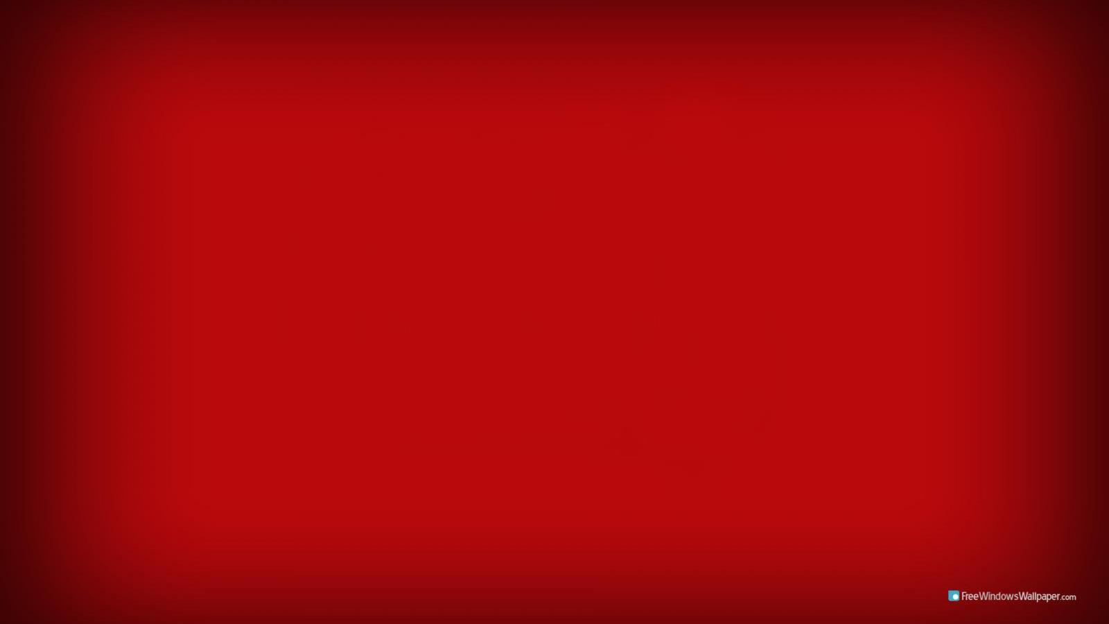 1600x900 Red Computer Wallpaper Solid Red Wallpaper 1600x900