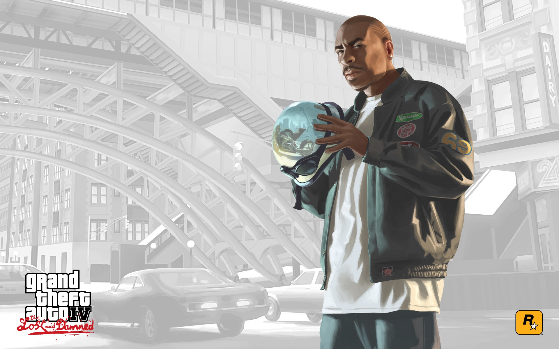 gta the lost and damned wallpaper gta iv games wallpaper 1920 1200 1920x1200