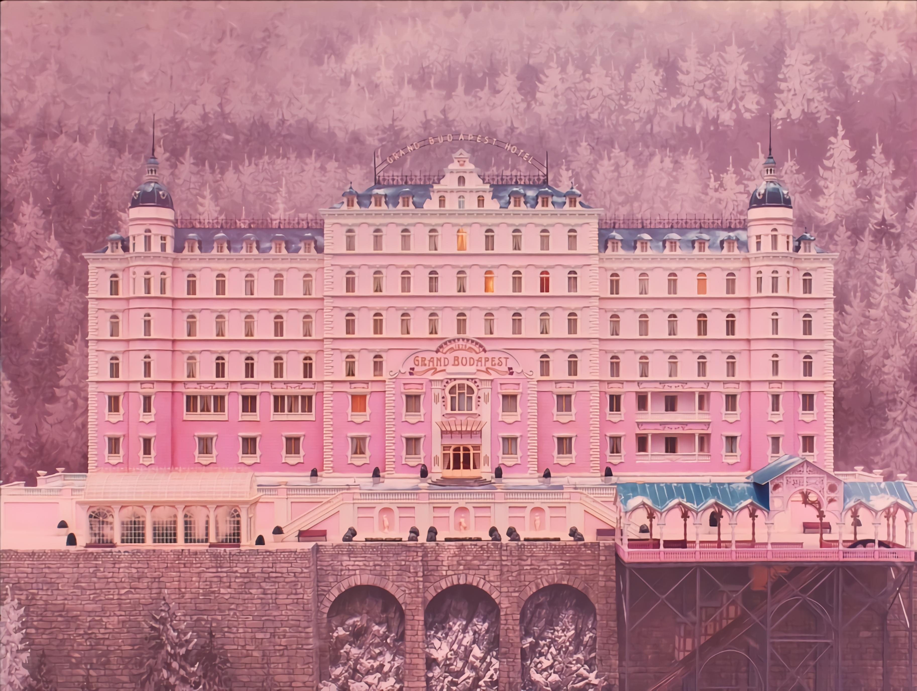 21 The Grand Budapest Hotel HD Wallpapers Background Images 3652x2752