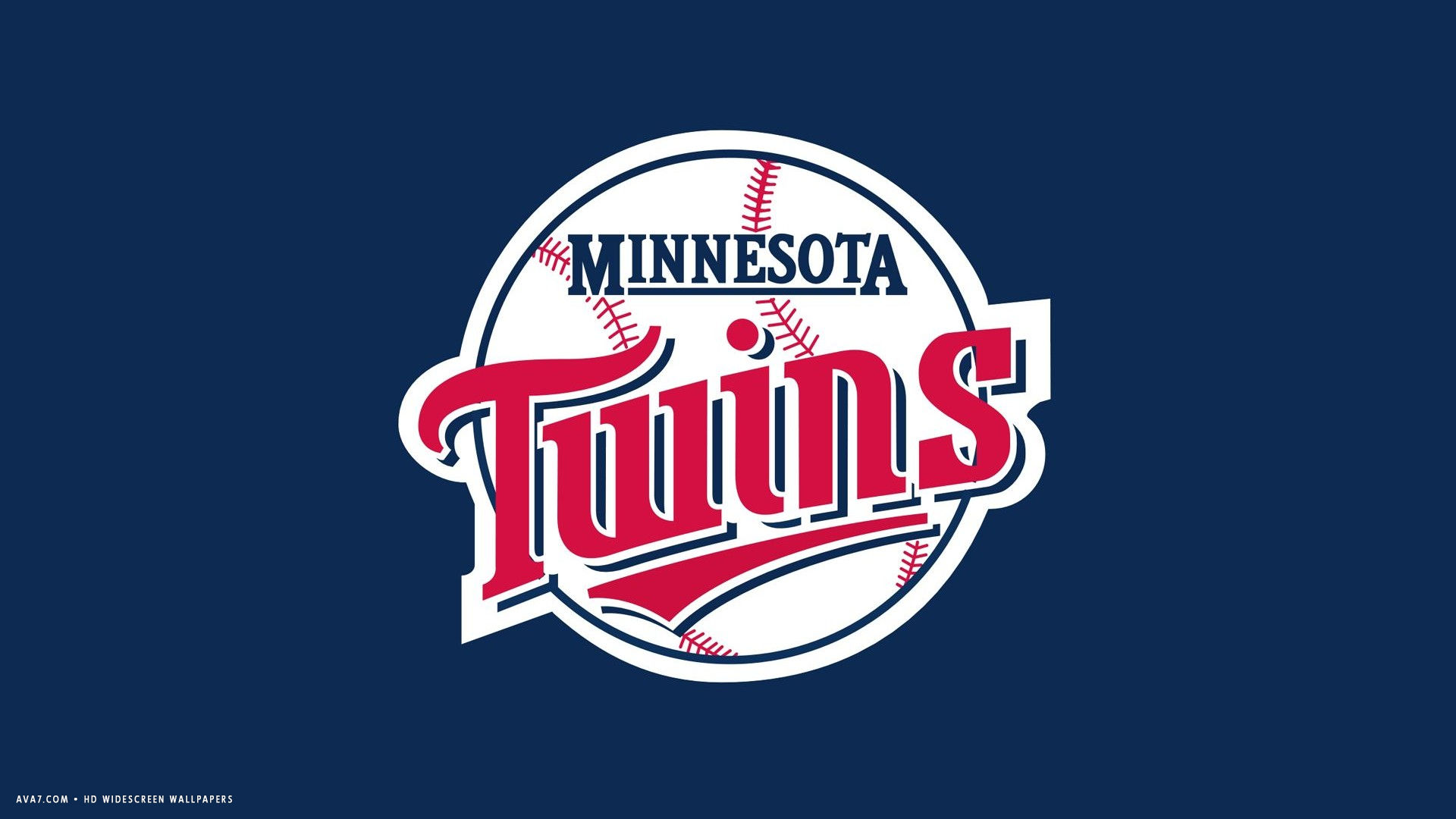 minnesota twins mlb baseball team hd widescreen wallpaper 1920x1080