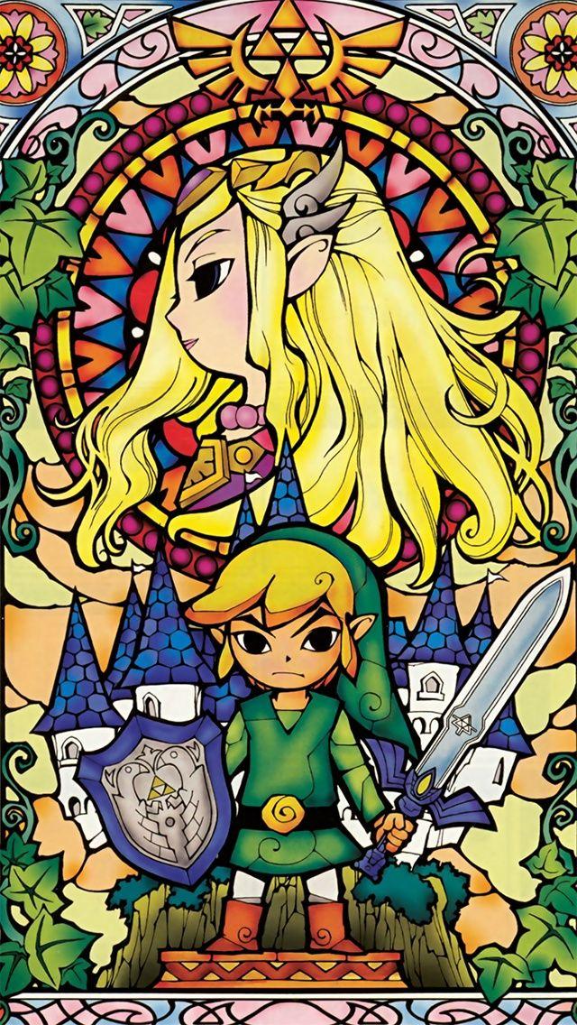 55 Legend Zelda Wallpaper Mobile On Wallpapersafari