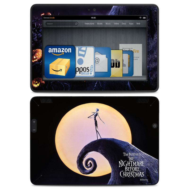 Kindle Amazon Kindle Fire HDX Nightmare Before Christmas Amazon Kindle 800x800