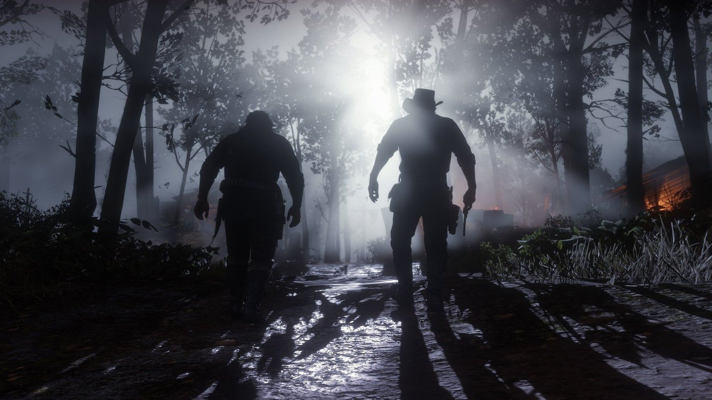 Free Download Top 11 Red Dead Redemption 2 Wallpapers In 4k