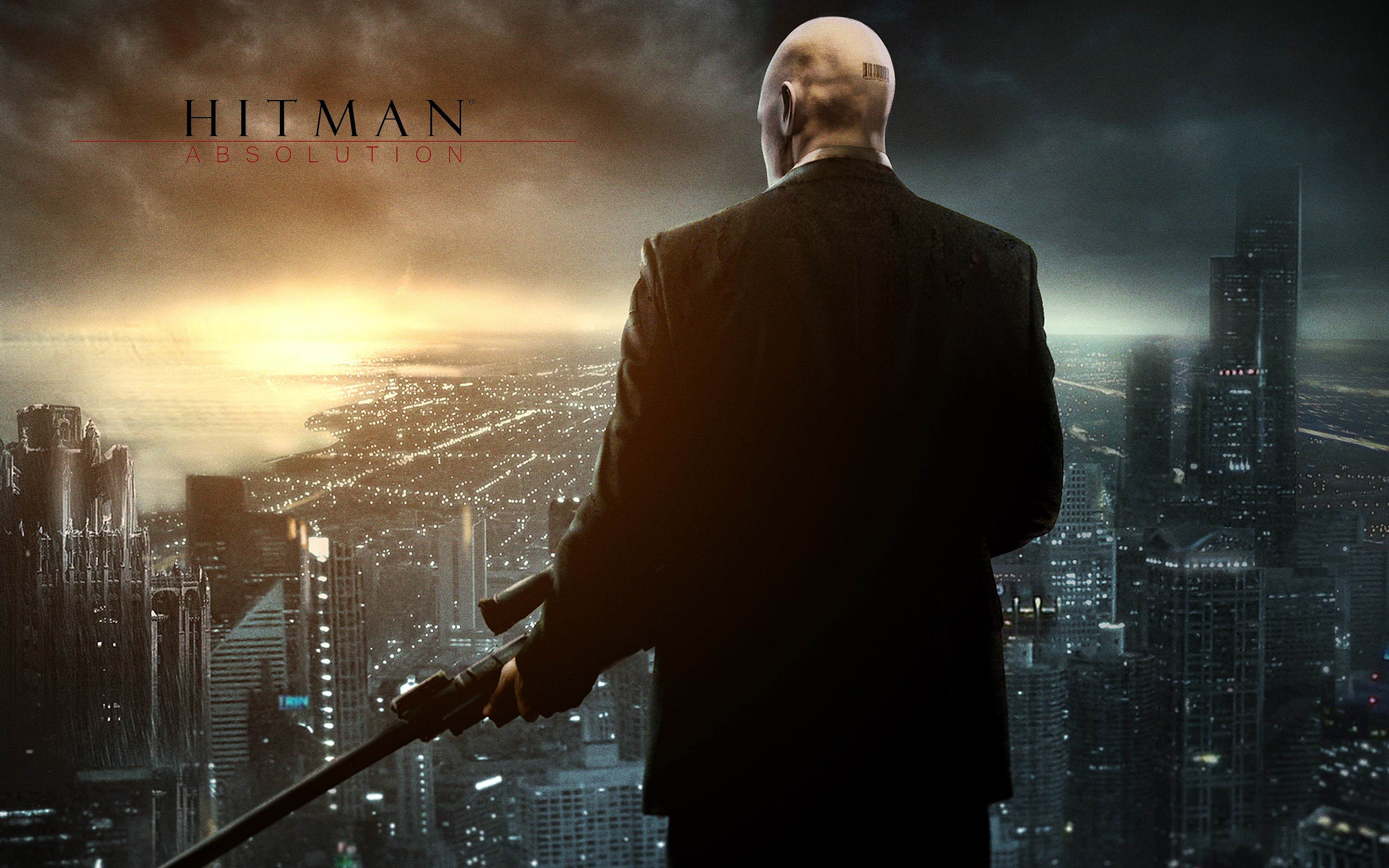 Hitman Absolution 2012 Wallpapers HD Wallpapers 3500x2188