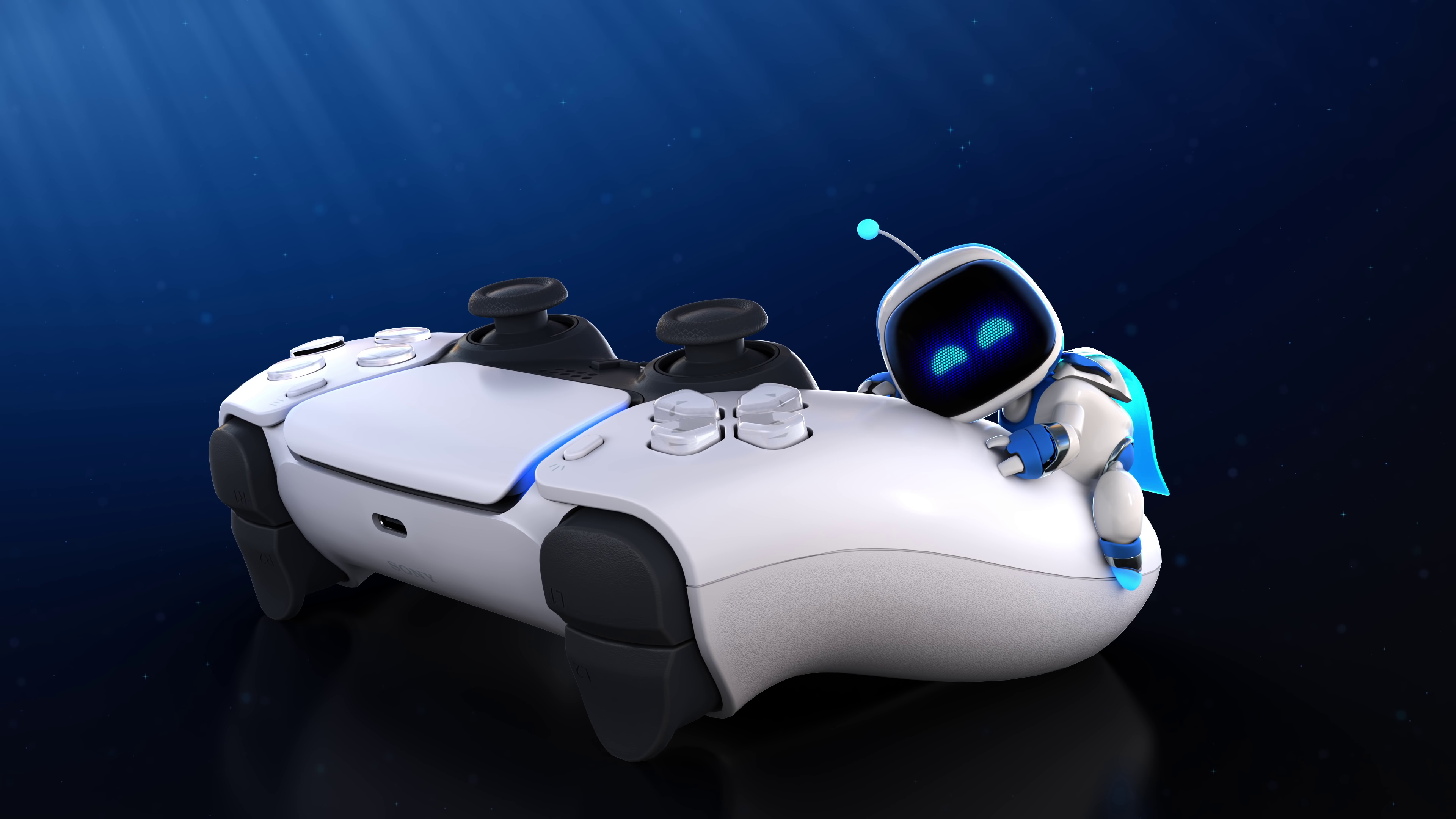 Ps5 Controller HD Pictures Wallpapers 3840x2160