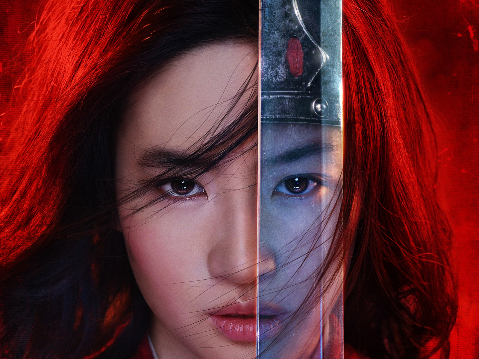1600x1200 Mulan 2020 Movie Poster 1600x1200 Resolution Wallpaper 1600x1200