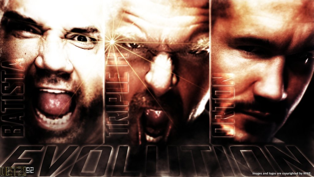 46] WWE Evolution Wallpaper on WallpaperSafari 1024x576