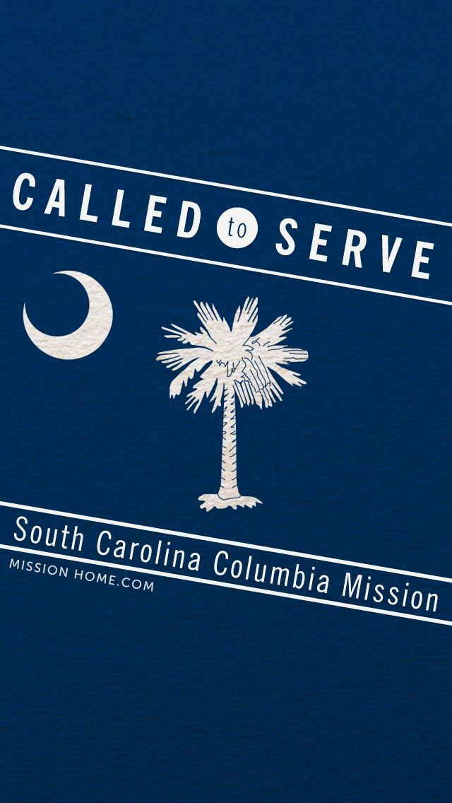 iPhone 54 Wallpaper Called to Serve South Carolina Columbia Mission 640x1136