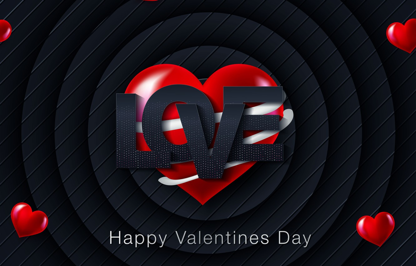 Wallpaper love blue red background texture love Valentines 1332x850