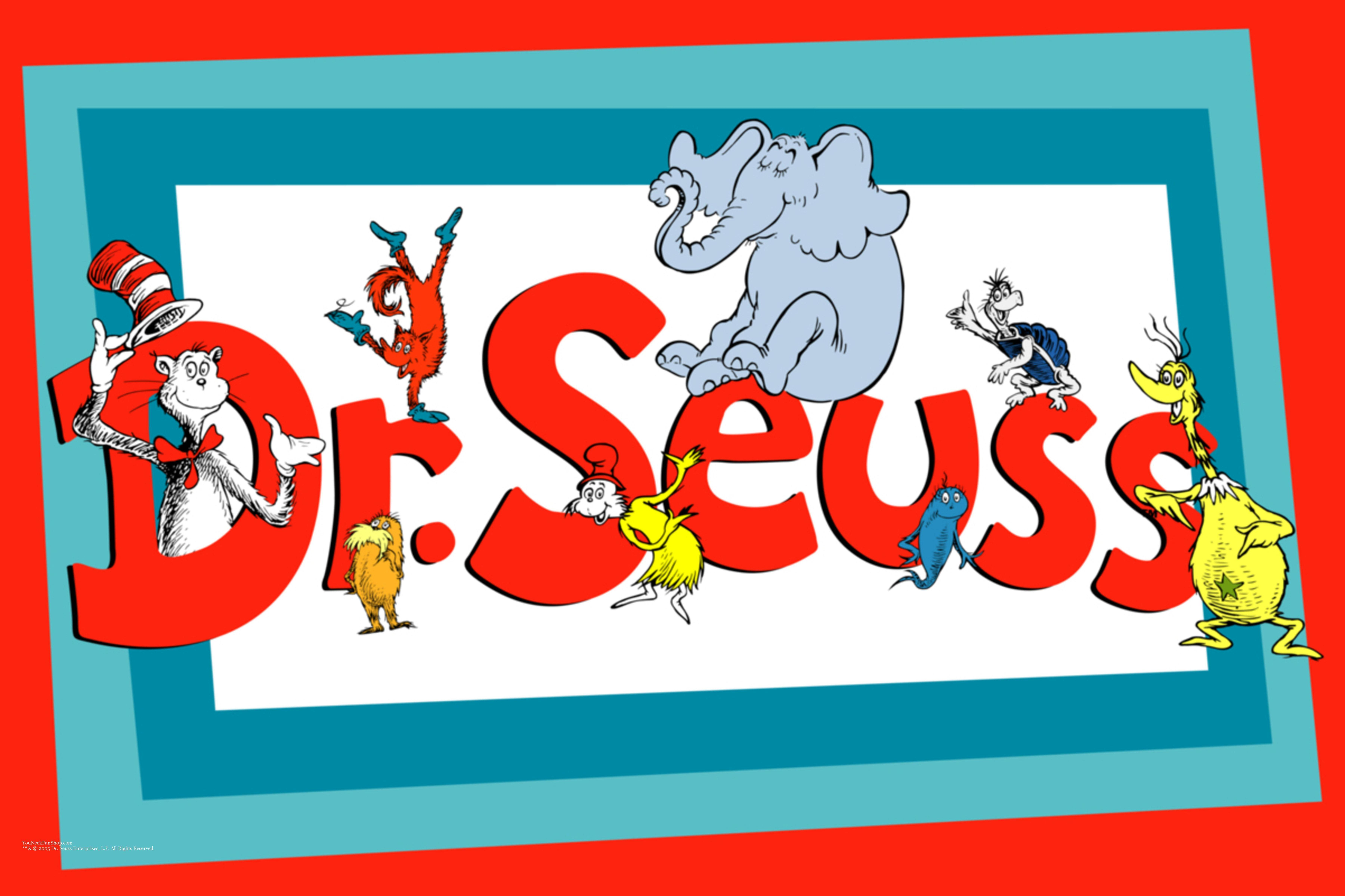 Dr Suess Wallpapers 7200x4800
