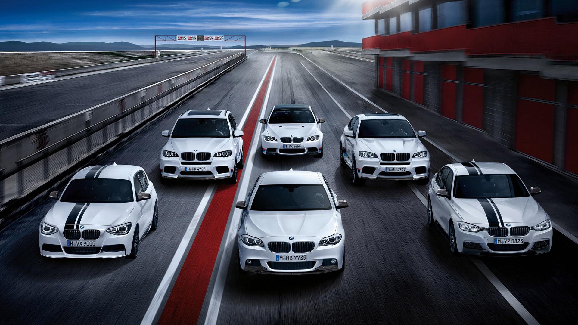 M Performance BMW F30 3 Series Wallpaper HD Car Wallpapers ID 1920x1080