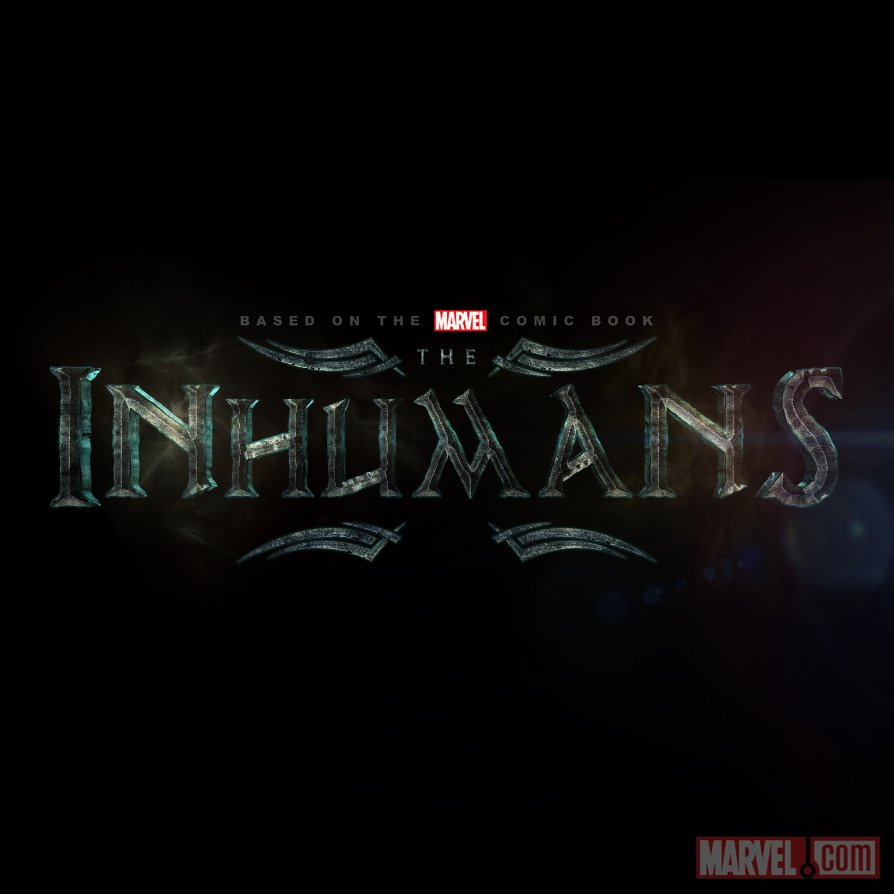 Marvel Studios The Inhumans Logo by SkinnyGlasses on 894x894