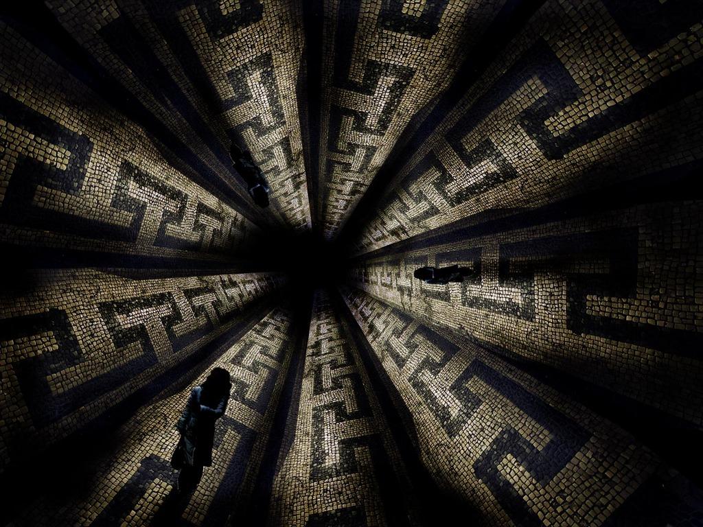 Wallpaper Abyss loopelecom 1024x768