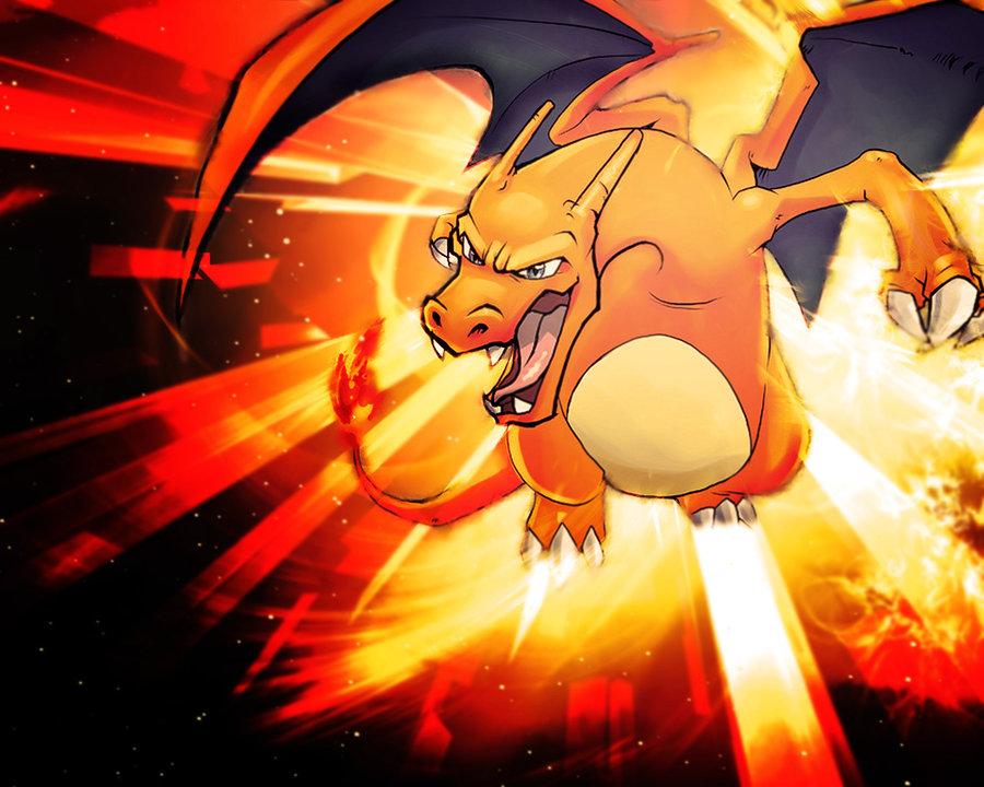 Pokemon Charizard Wallpaper - WallpaperSafari