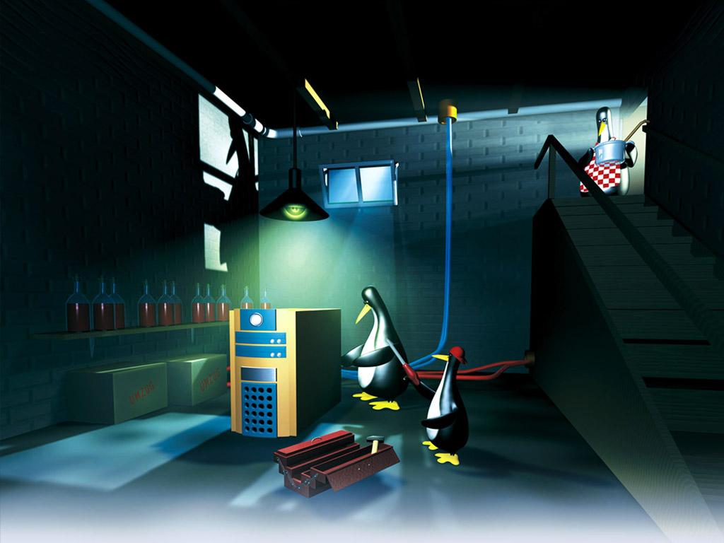 Linux Wallpaper 35   Windows Linux Photography Desktop Wallpapers 1024x768
