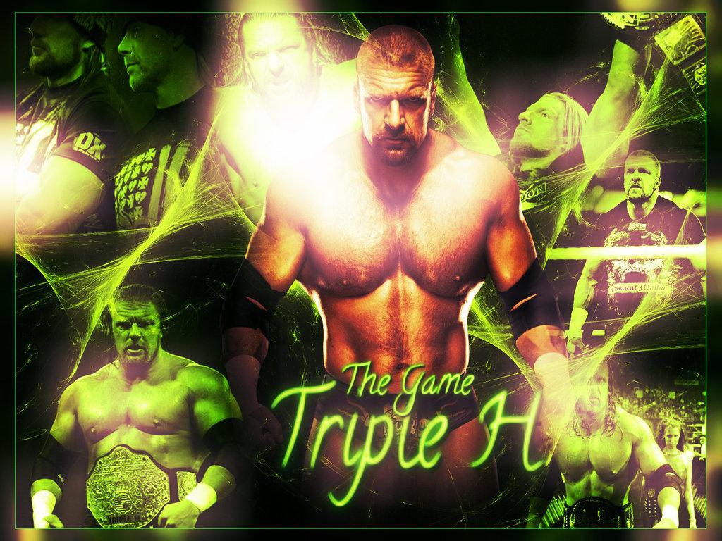 Triple H Wallpaper 2016