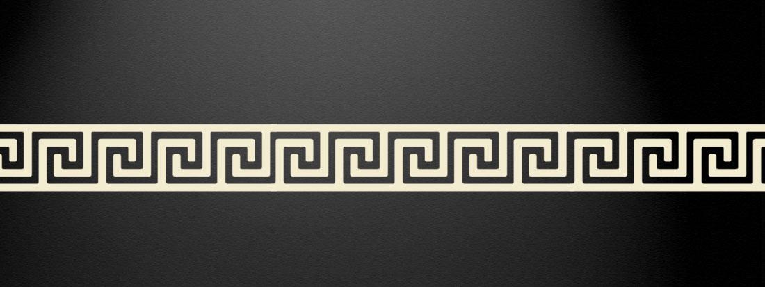 44 Greek Wallpaper Border On Wallpapersafari