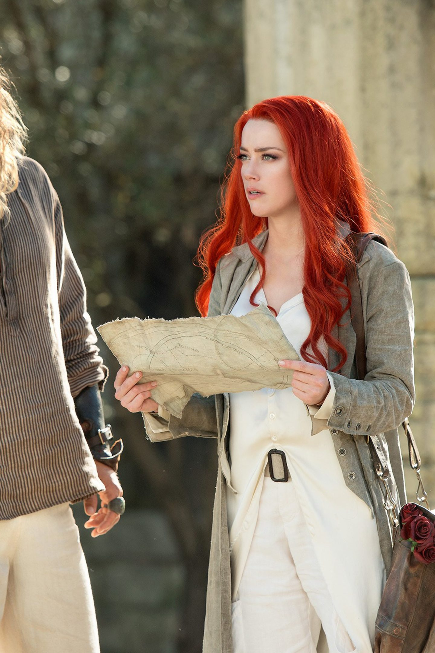 Arthur Curry and Mera in Aquaman 2018 4K Wallpaper   Best Wallpapers 1440x2160