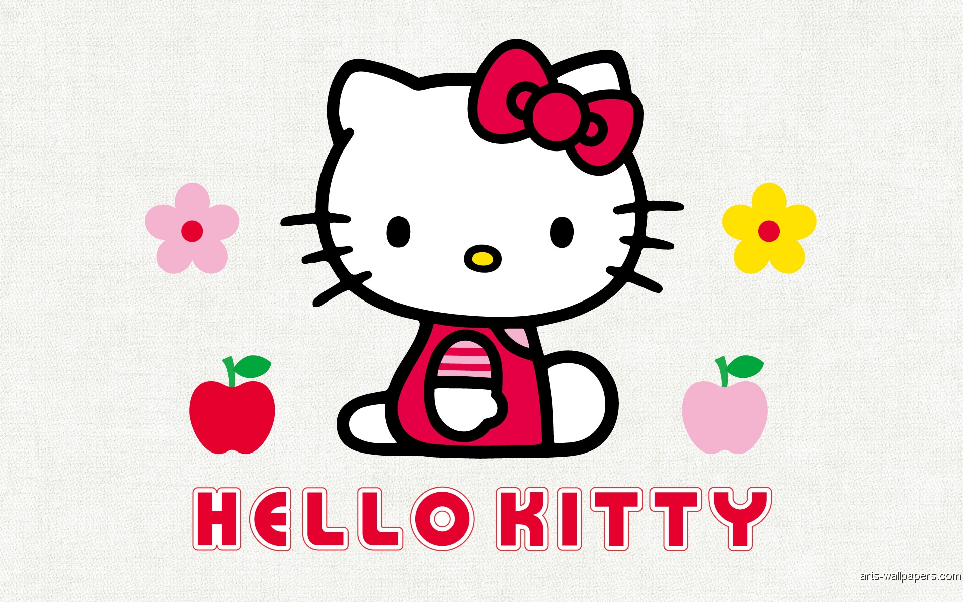 Hello Kitty Wallpaper Poster Desktop Wallpapers Pictures 1920x1200