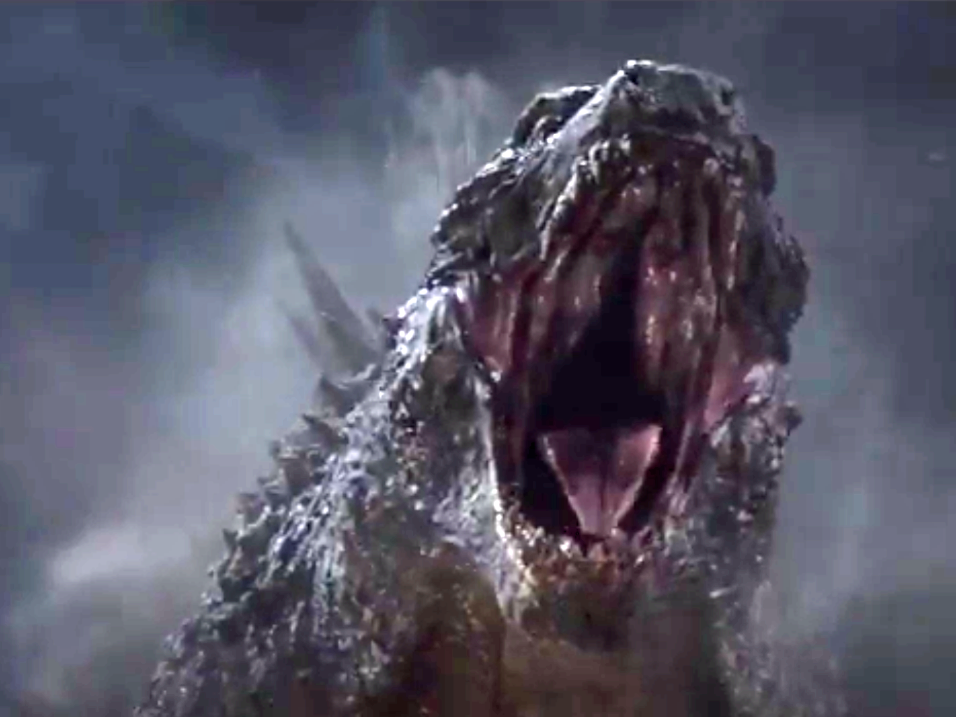 Godzilla 2014   Monster movies Wallpaper 37079691 1368x1026