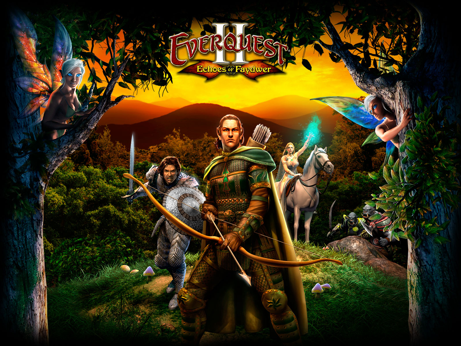 EverQuest Wallpaper and Background Image 1600x1200 ID240824 1600x1200