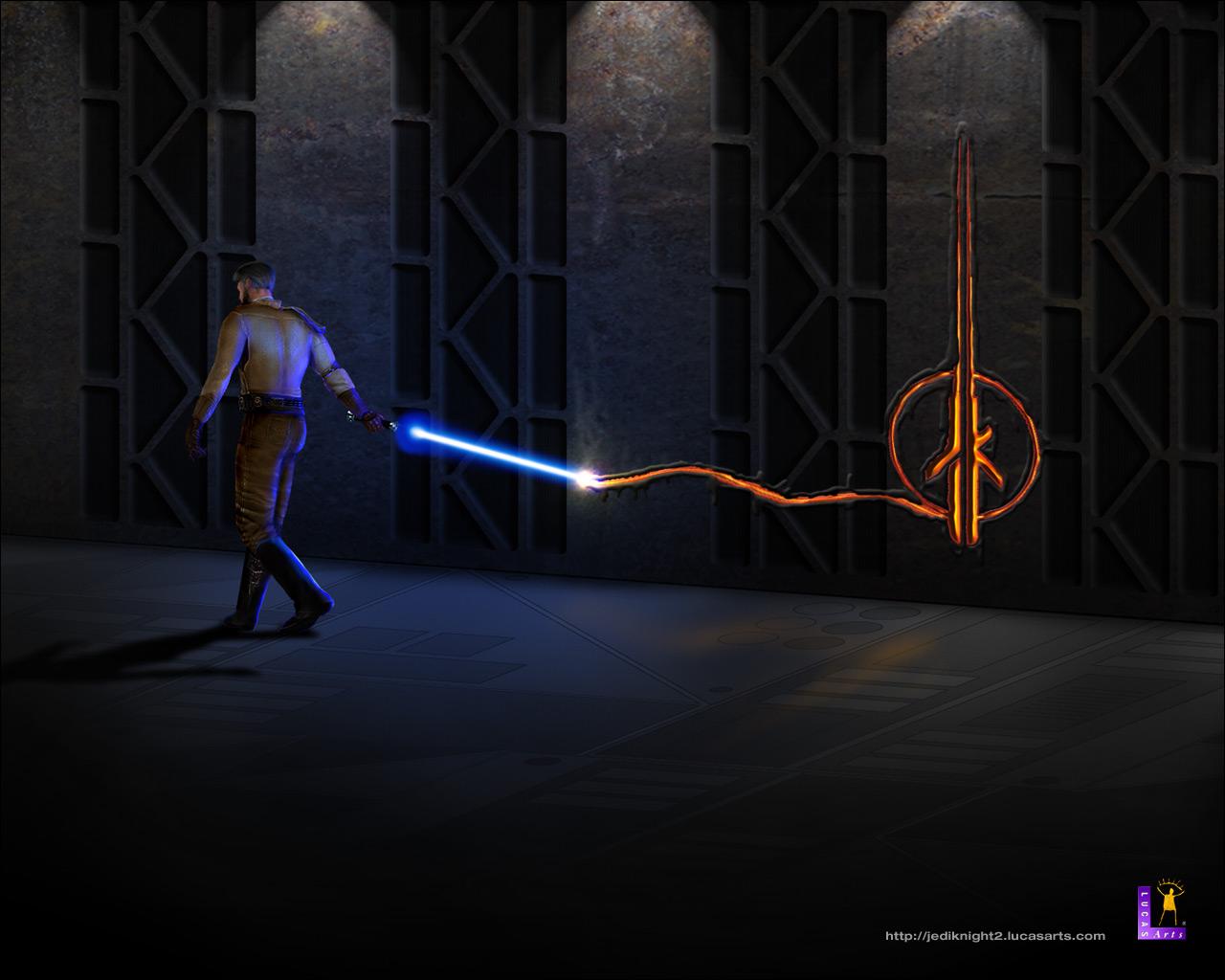 Star Wars Jedi Knight II   Jedi Outcast JK2 JO TapetkyCZ 1280x1024