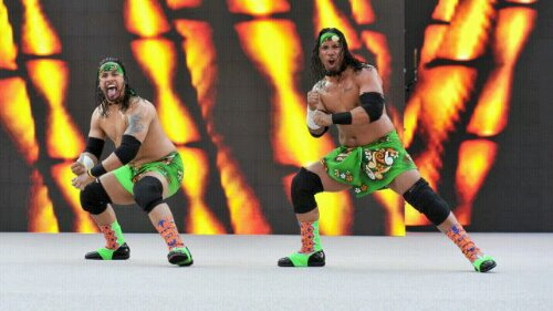 WrestleMania XXVIII Pre Show WWE Tag Team Championship Match 500x281