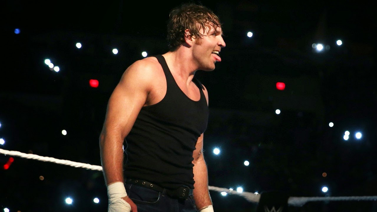 High Definition Quality Wallpapers of Dean Ambrose 2015 HD Wallpaper 1280x720