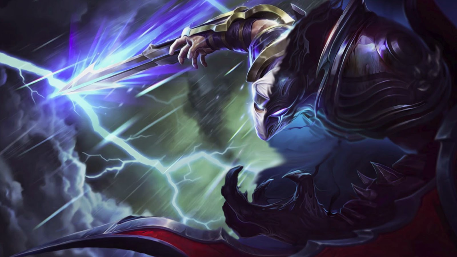 Zed Desktop Backgrounds Zed LOL Champion Wallpapers Download at 1600x900