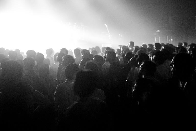 Concert Crowd Wallpaper Concert crowd by sp0rsk 800x533