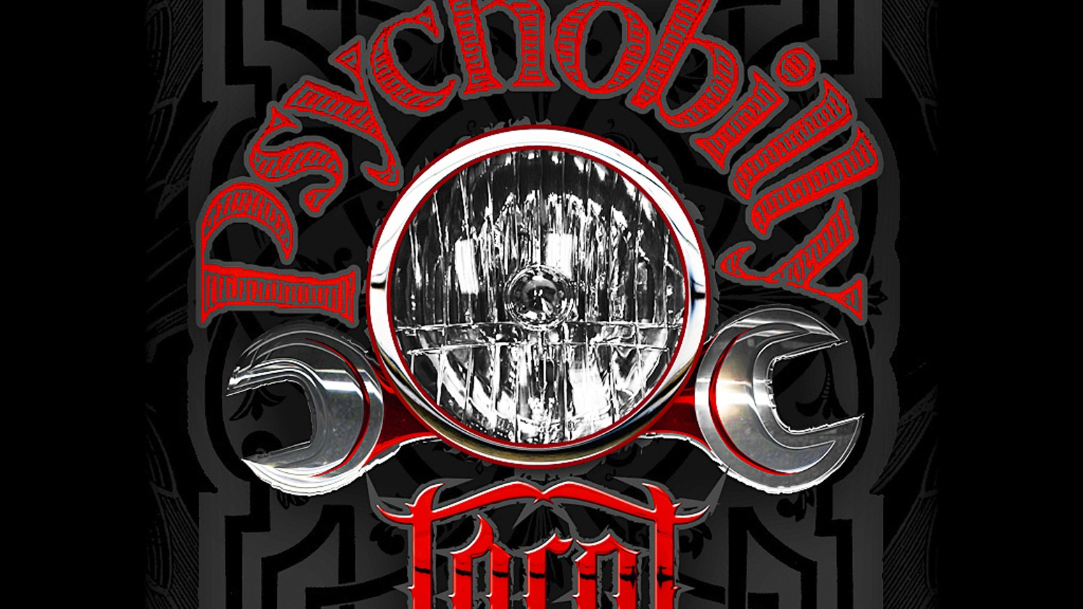 The Psychobilly Tarot by W Kurt Wenz Kickstarter 1552x873