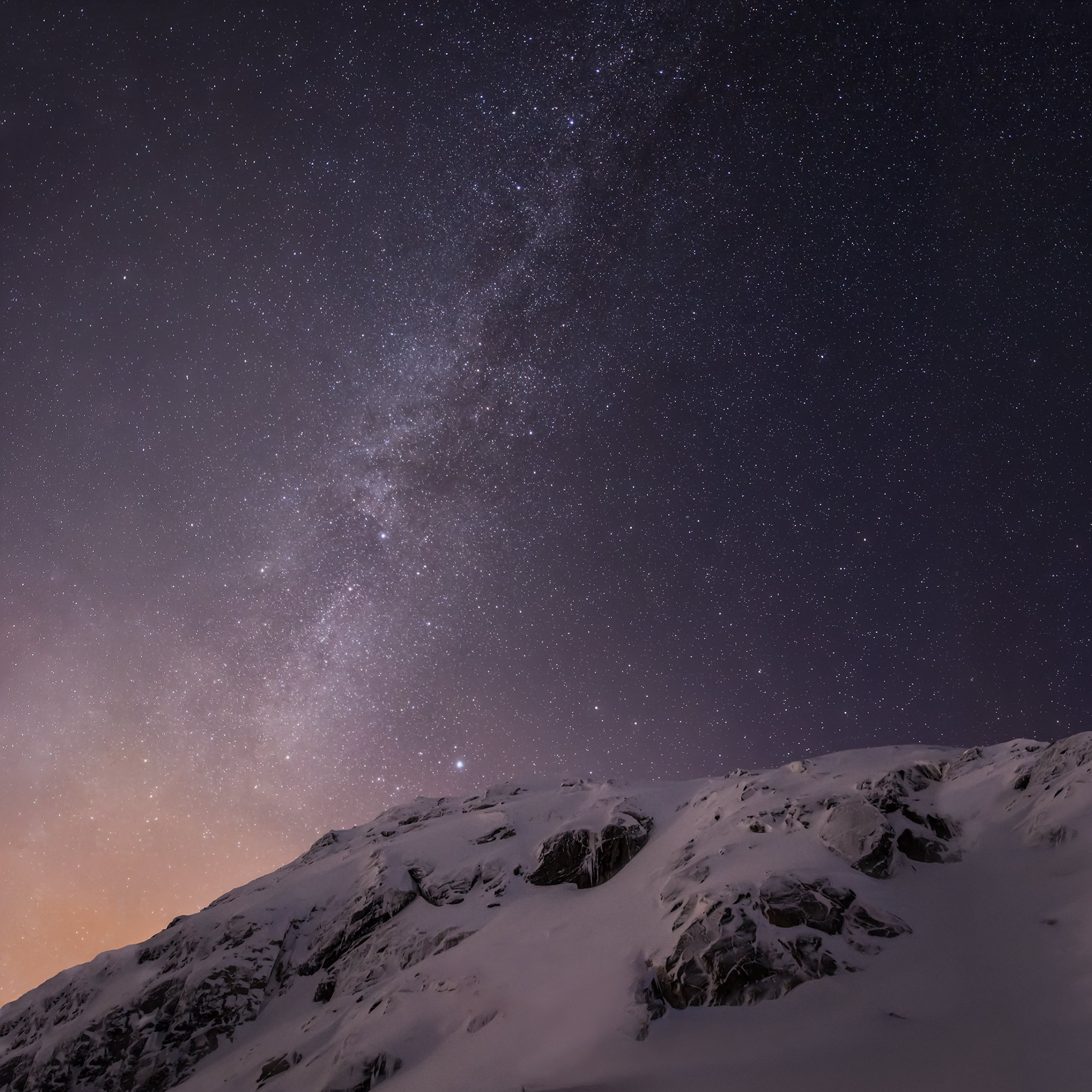Download the new iOS 8 wallpapers 2524x2524
