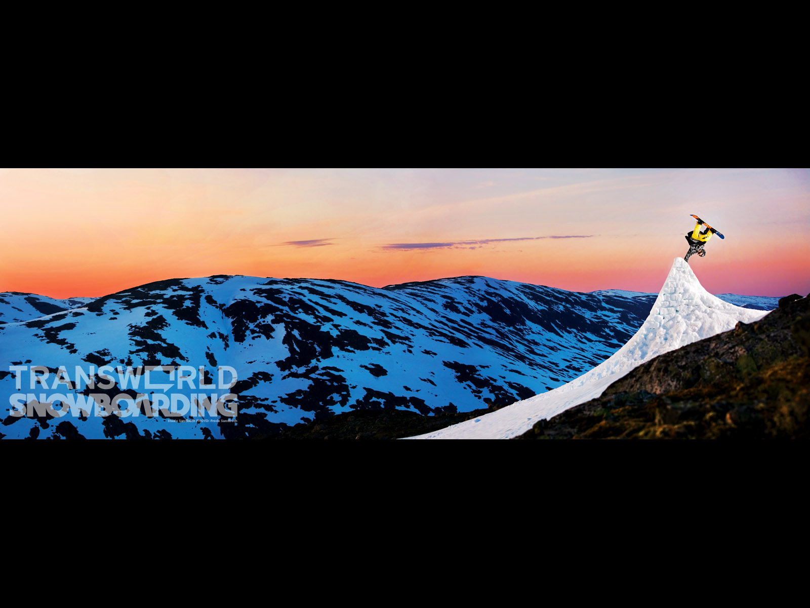 Wednesday Wallpaper Panoramics Transworld Snowboarding Desktop 1600x1200