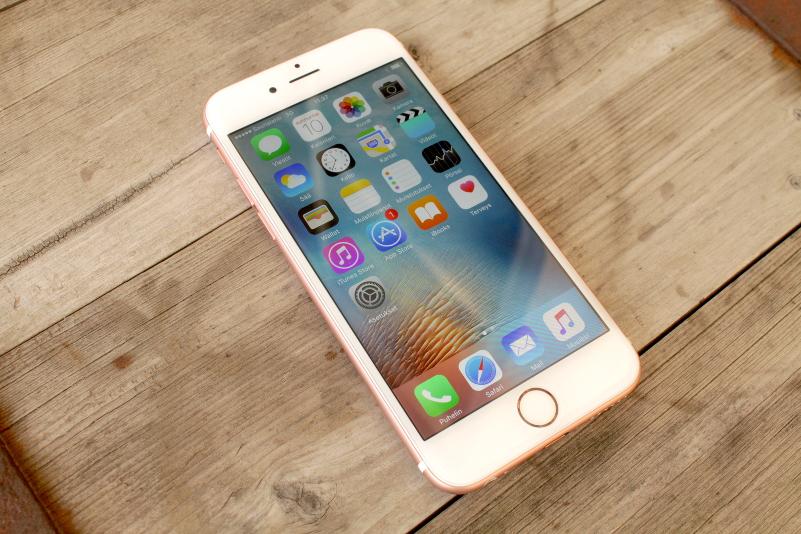 Iphone 6s Might Sport Animated Wallpapers Like Apple Watch: Live Wallpaper IPhone 6s Not Working