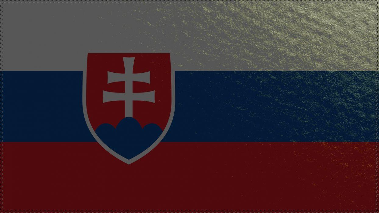 Slovakia flag wallpaper 1920x1080 866969 WallpaperUP 1244x700
