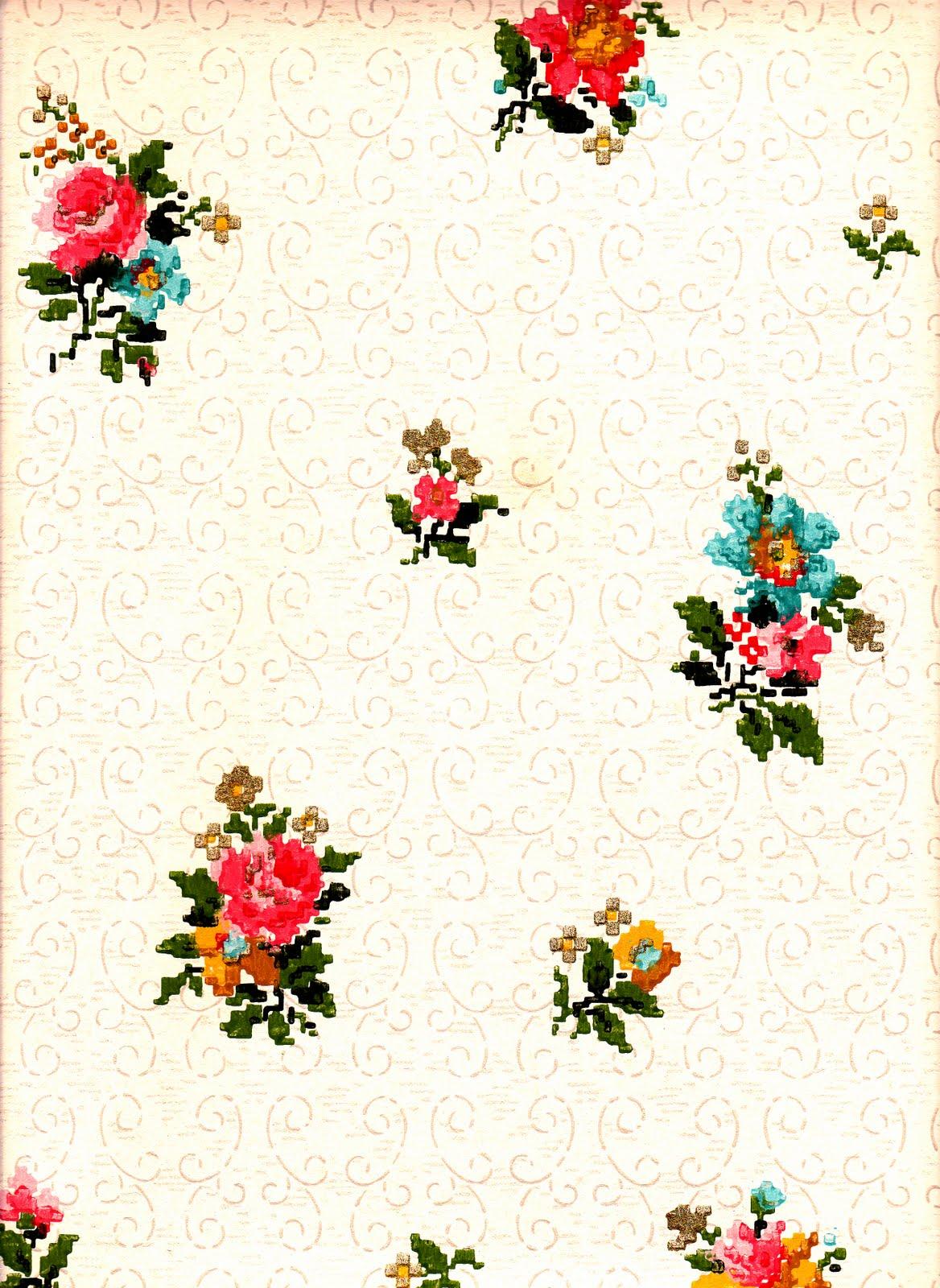 Madelines Memories Vintage Wallpaper Part II 1168x1600