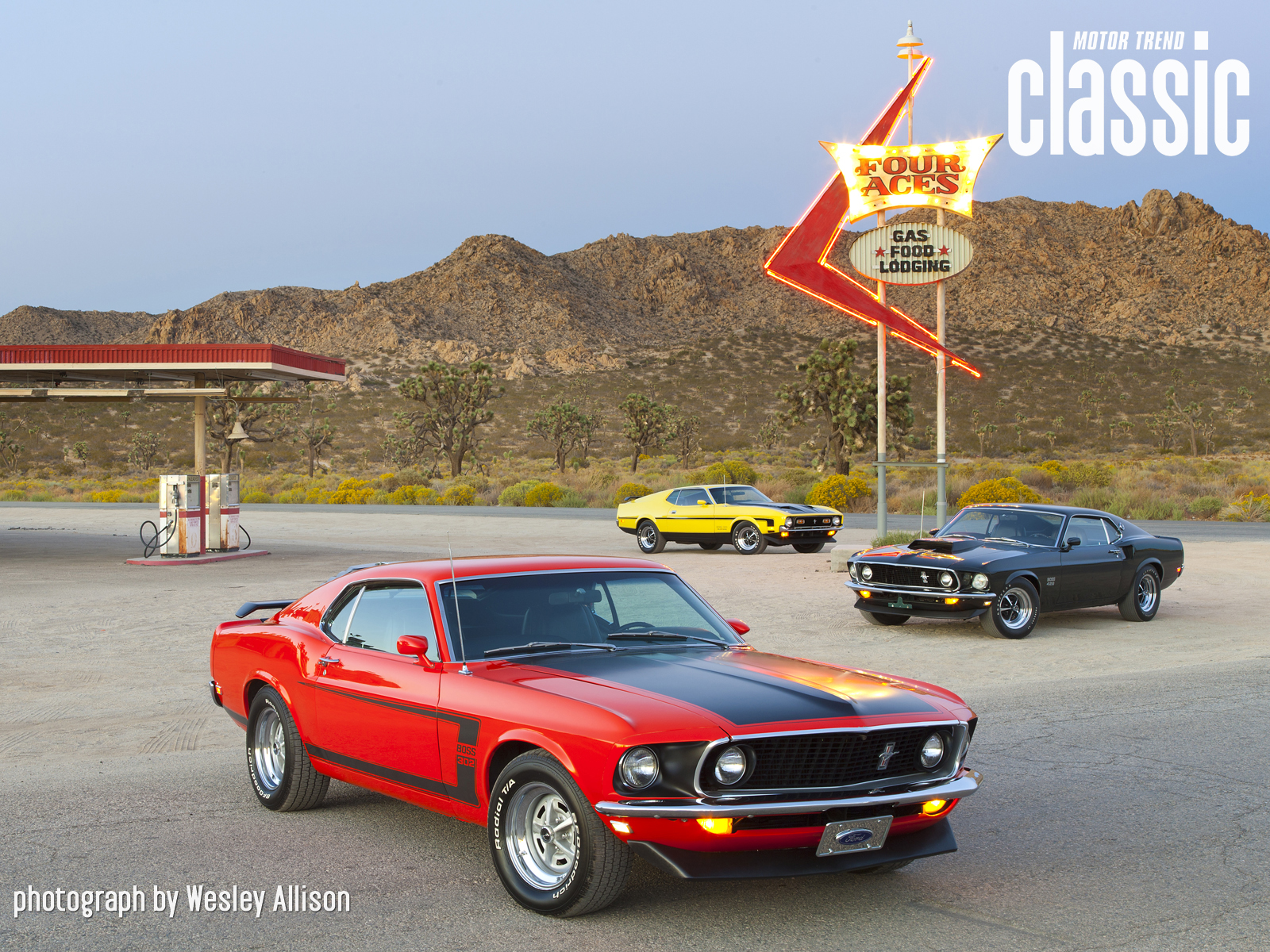 1969 1971 Ford Mustang Boss Group View Wallpaper Photo 2 1600x1200