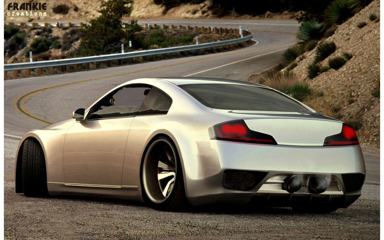 Infiniti G35 Coupe Wallpapers 1280x800