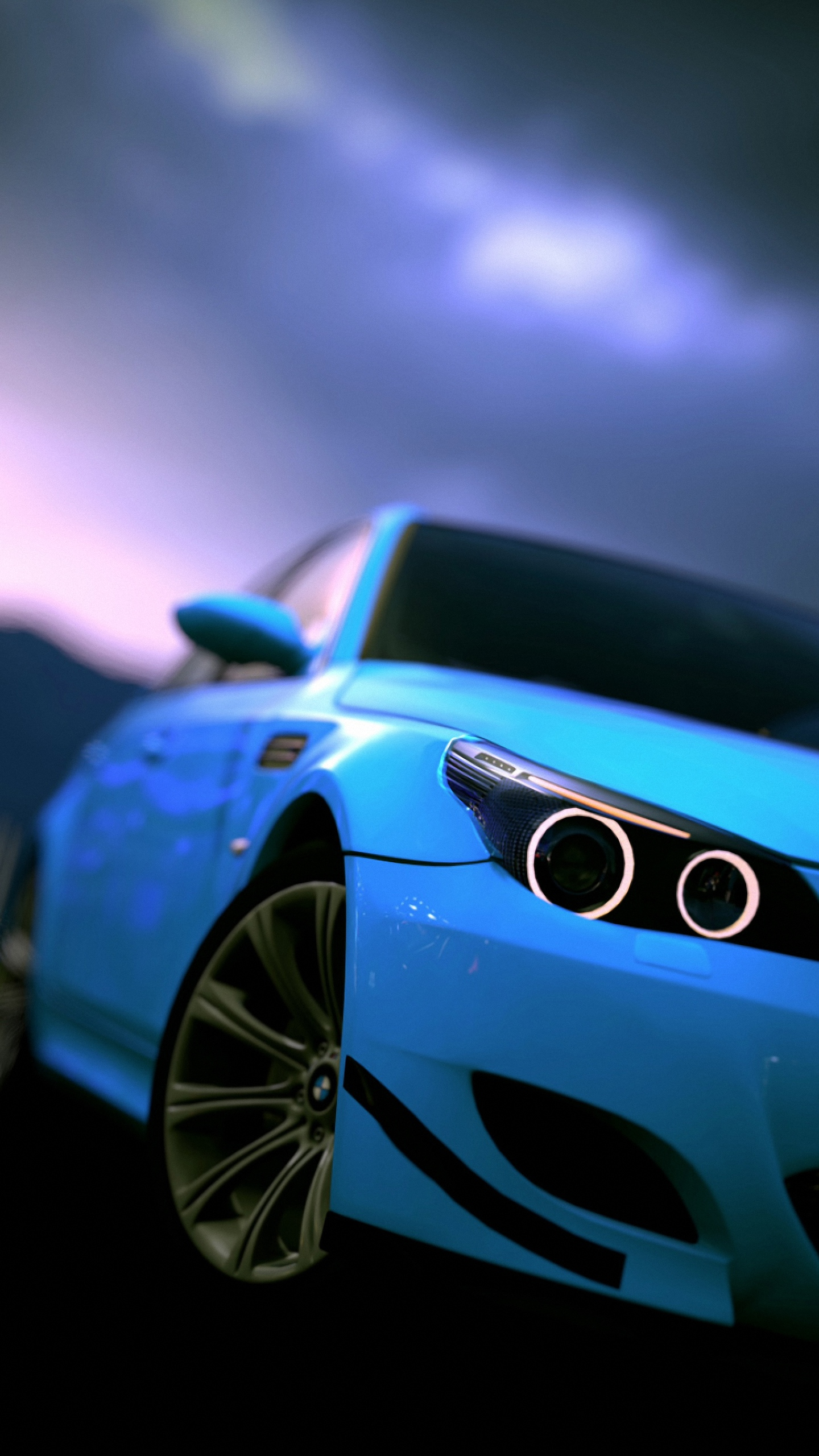 download baby blue bmw wallpaper for lg g3