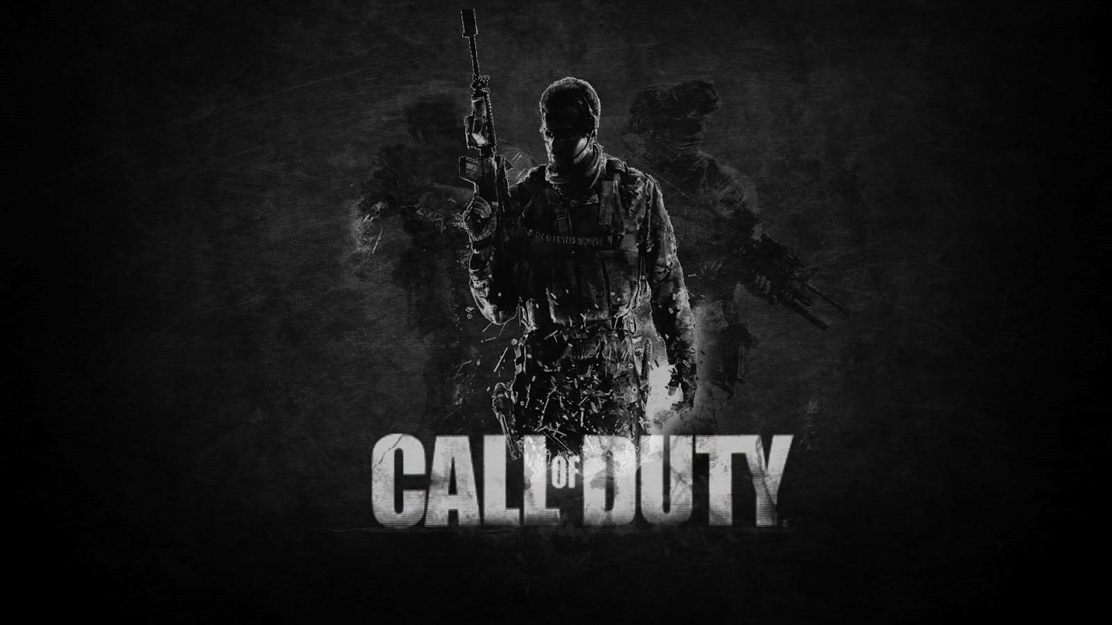 CALL OF DUTY HD WALLPAPERS 1920x1080 Hd Wallpapery 1600x900