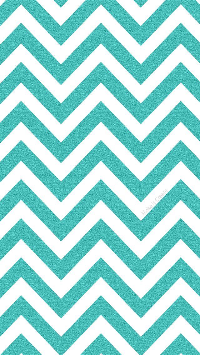 Make itCreate  Printables BackgroundsWallpapers Chevron 640x1136