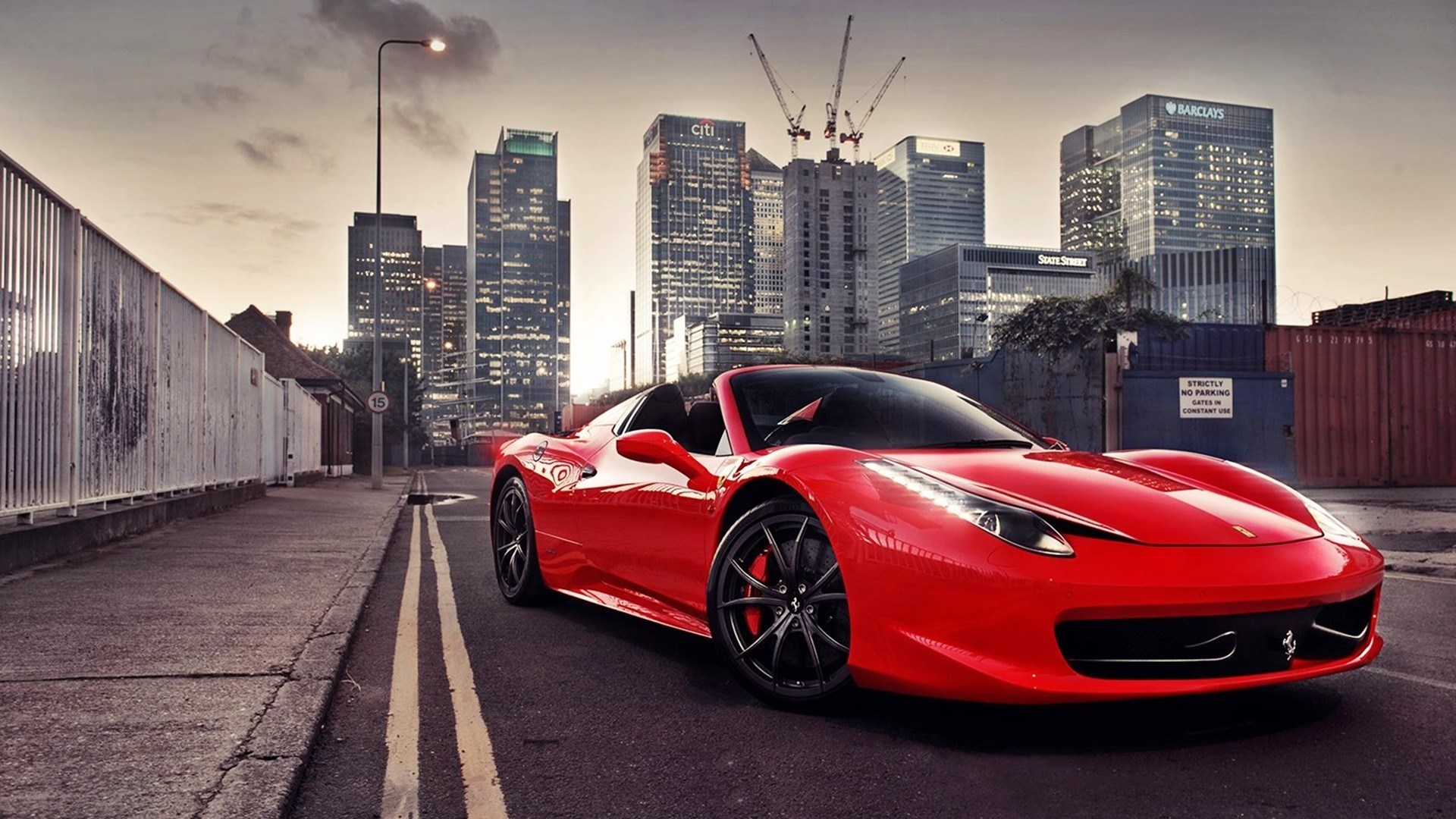 ferrari 458 italia wallpaper hd red Vehicle Pictures 1920x1080