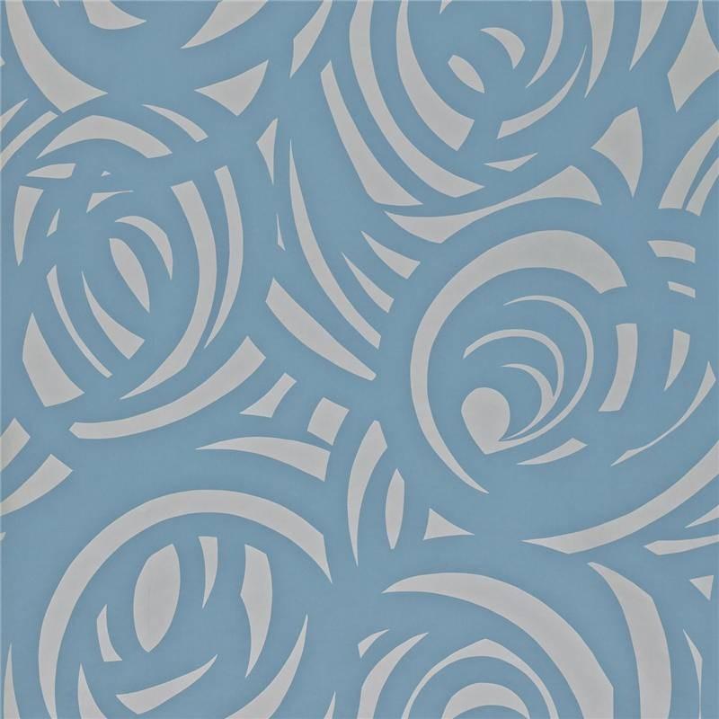 Decor Supplies Teal   110080   Vortex   Harlequin Momentum Wallpaper 800x800