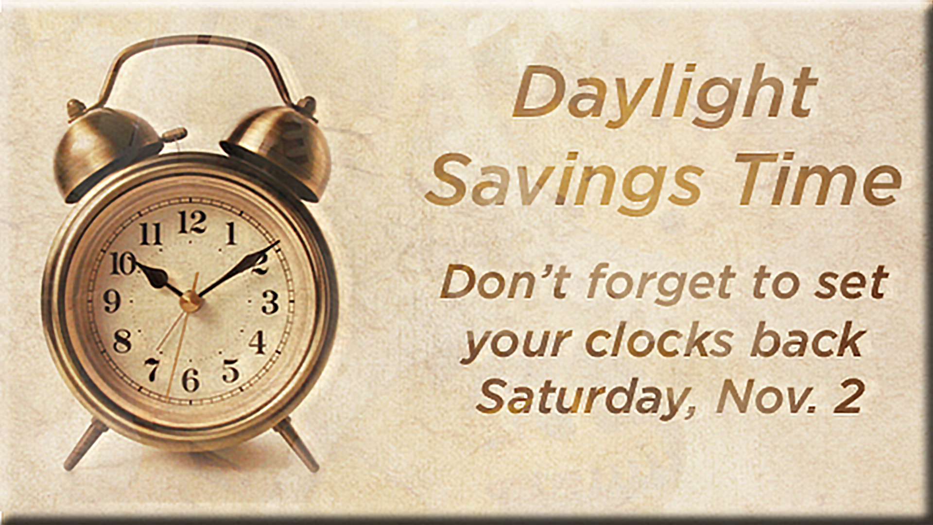 download Daylight Savings Time Fall Back 2017 2018 Best Cars 1920x1080
