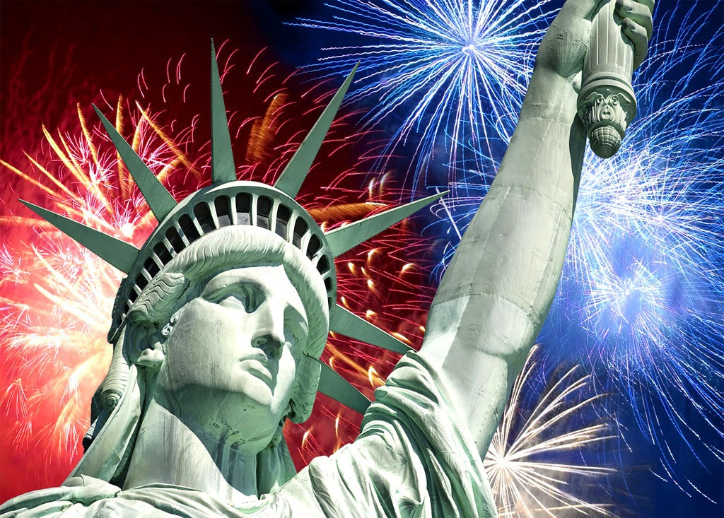 4th of July Wallpapers   Digital HD Photos 1024x733