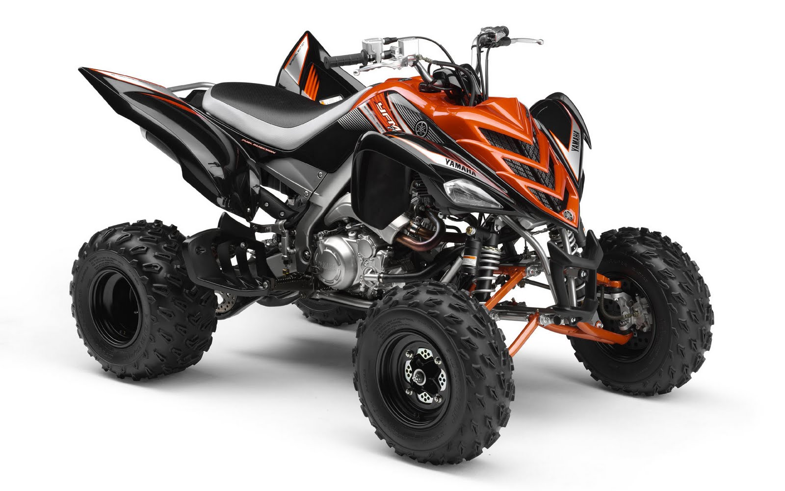 Yamaha ATV wallpapers 1600x1000