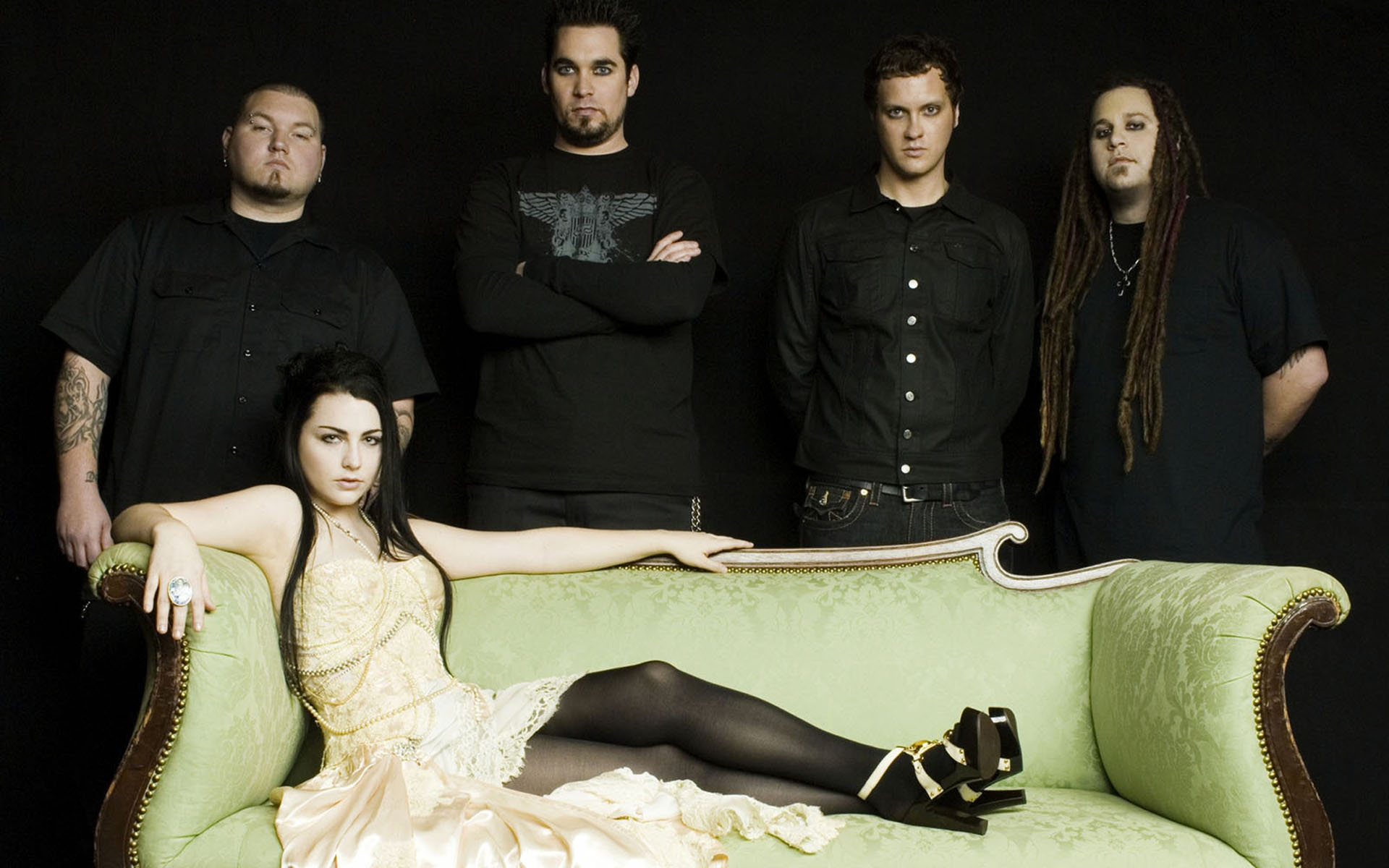Evanescence HD 1920x1200 Wallpapers 1920x1200 Wallpapers Pictures 1920x1200