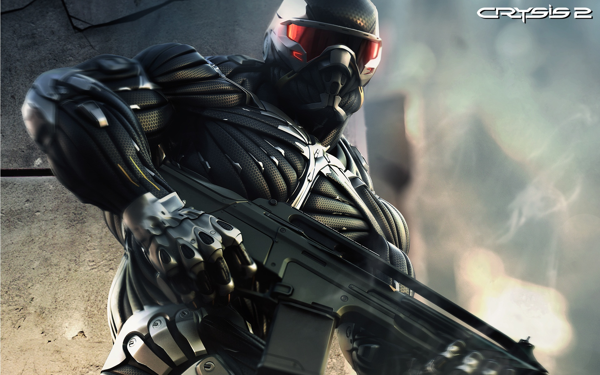 Crysis 2 Wallpaper submited images 1920x1200