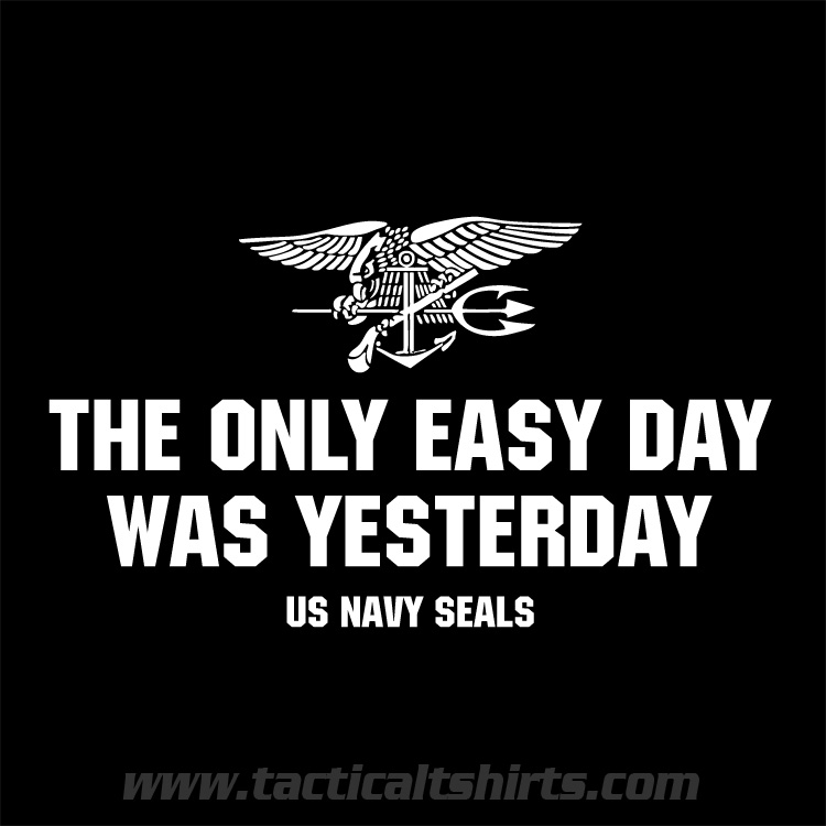 Was Yesterday US NAVY SEALS TRIDENT VERSION 2